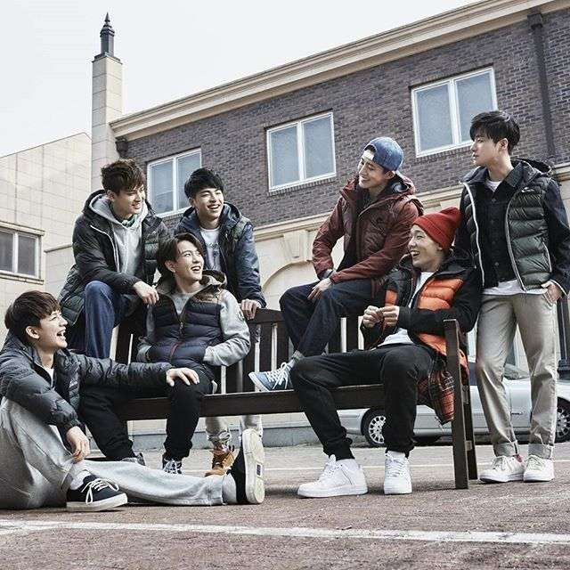 iKON for NEPA 2015 Fall/Winter Season Pictorial