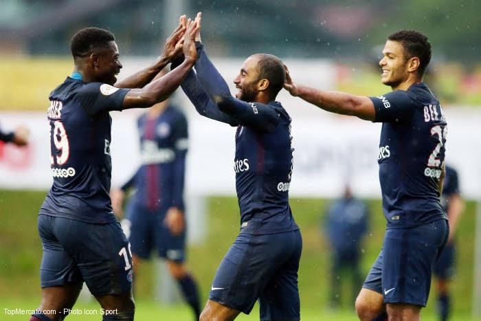 Samedi 21 Janvier : 17:00  FC Nantes - Paris SG  je voie le PSG 2/0 et vous?