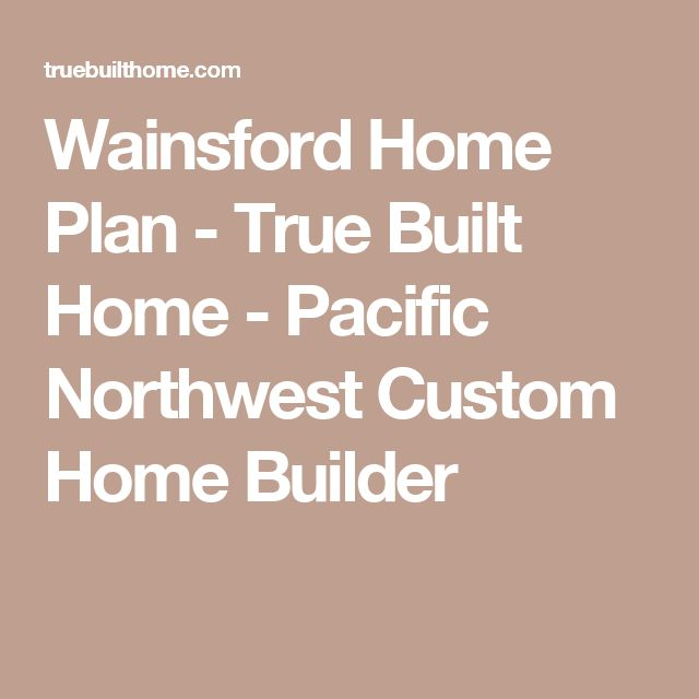 Best 25 pacific northwest style ideas on pinterest 3 for Pacific northwest home builders