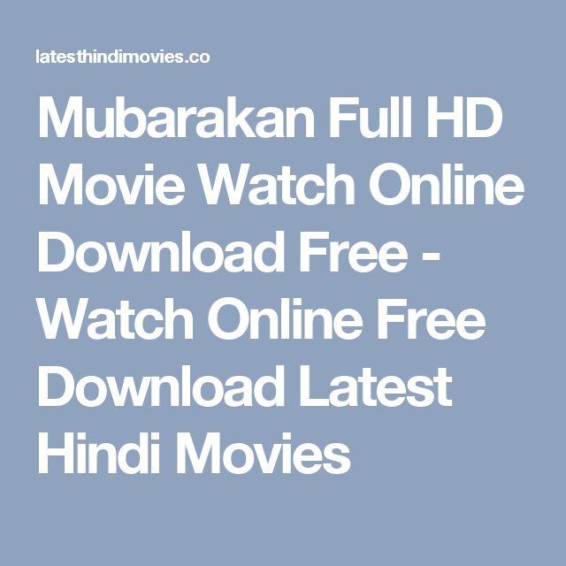 Mubarakan Full HD Movie Watch Online Download Free - Watch Online Free Download Latest Hindi Movies