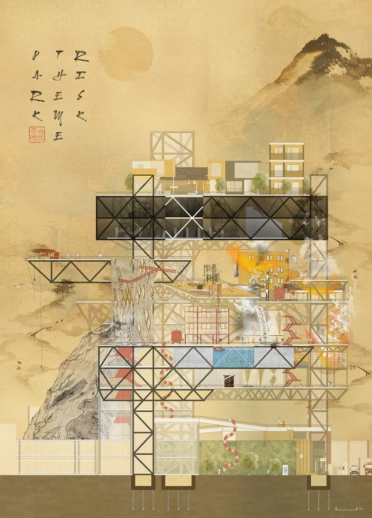 Soon Min Hong · Risk Theme Park