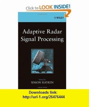 Adaptive Signal Processing Tutorial PDF Download - mandegar info