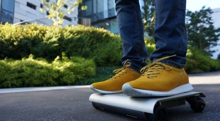 Le WalkCar, un nouveau moyen de transport urbain - Substance ÉTSSubstance ÉTS