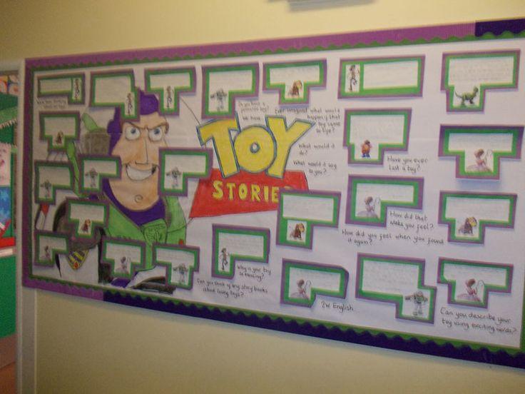 Stories & Tales, Toy Stories, Stories, Toy Story, Disney, Woody, Rex, Display, Classroom Display, Early Years (EYFS), KS1 & KS2 Primary Teaching Resources