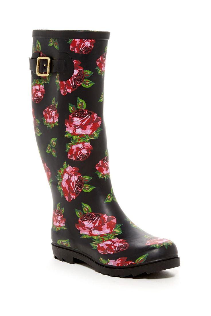 17 Best ideas about Rain Boots on Pinterest | Stylish rain boots ...