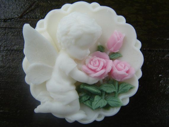 Cupid Soap by Bloom Decorative Soaps