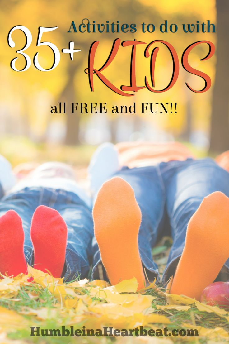 Can't afford to take your kids to Disneyland? No problem! They'll still have fun with these awesome fun and free activities!