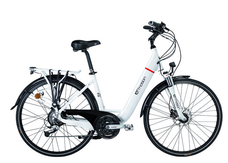 2015 BH Emotion Evo City Wave Electric Bike