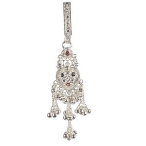 Silver Keychain from India 5.25 inches (Jewelry)  http://documentaries.me.uk/other.php?p=B005EWOKZU  B005EWOKZU