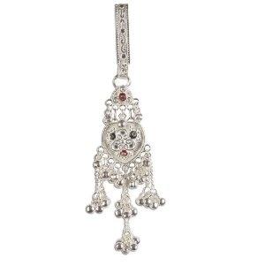 Silver Keychain from India 5.25 inches (Jewelry)  http://documentaries.me.uk/other.php?p=B005EWOKZU  B005EWOKZU