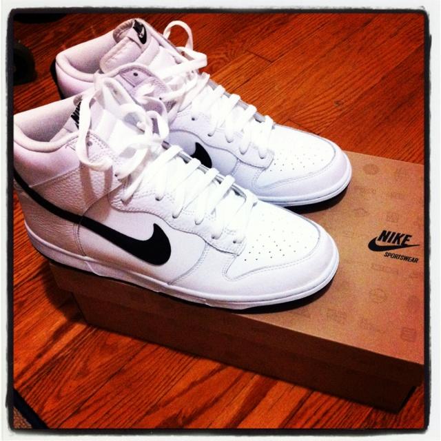 363899286b My new babies - Nike Dunks :-) | Sneakers | Sneaker boots, Sneakers nike,  Nike