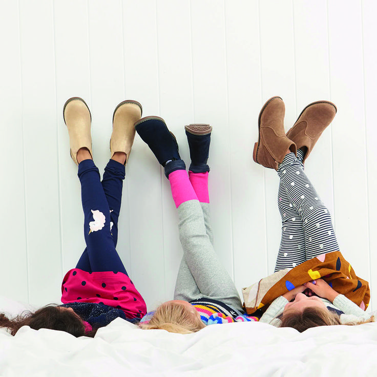 Our best selling huggies tights are now available in a super comfy Winter version! The slightly heavier, thicker cotton provides warmth for those cold Winter days. This style features an easy to wear elastic waist and are available in so many quirky, printed designs! These stretchy, comfortable tights are an absolute must have wardrobe essential for girls. Pair back with our Penelope Long Sleeve Tee or Anna Short Sleeve Tee perfect for any season.