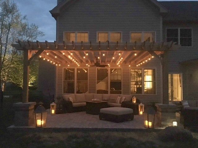 Big Kahuna 20x20 Pergola Kit in 2019 | Customer Pergola