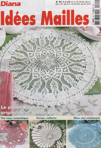Diana-Idees Mailles 85 - Aypelia - Álbuns da web do Picasa