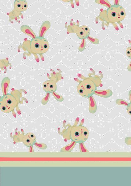 sweet bunny by SIMONA BURSI http://sibursi.tumblr.com