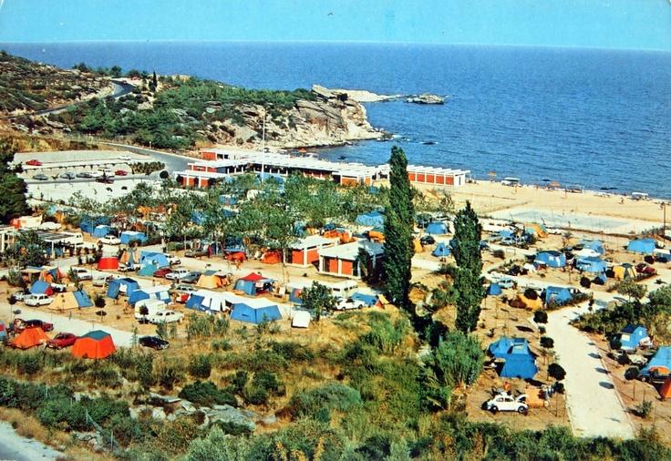 Ακτή Μπάτης - Δεκαετία του 1970
