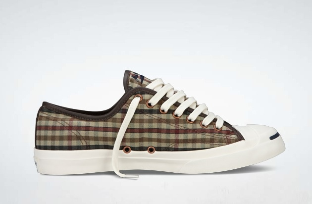 British Millerain x Converse Jack Purcell Collection