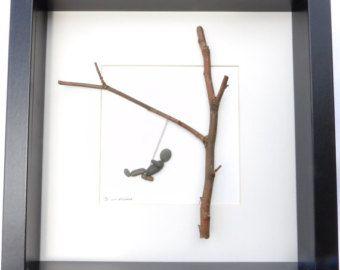 irish pebble art - Google Search