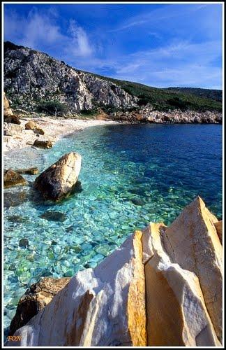 GREECE CHANNEL   Fournoi Island, North Aegean