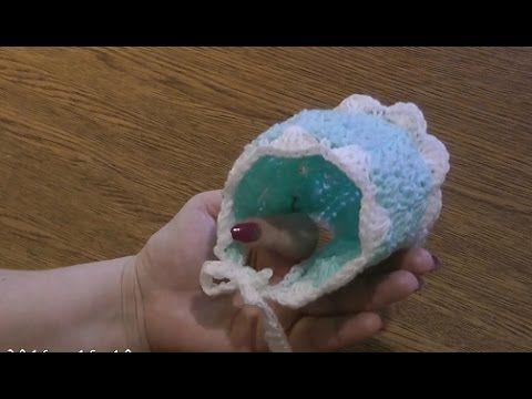 Вязаные шапочки для новорождённого. Видео мастер-класс. Обсуждение на LiveInternet - Российский Сервис Онлайн-Дневников