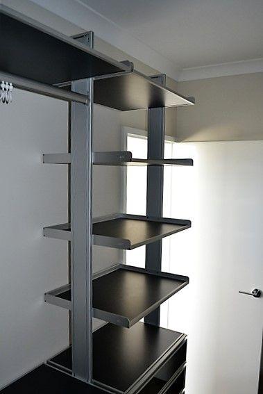 Ximula custom built wardrobe shelves