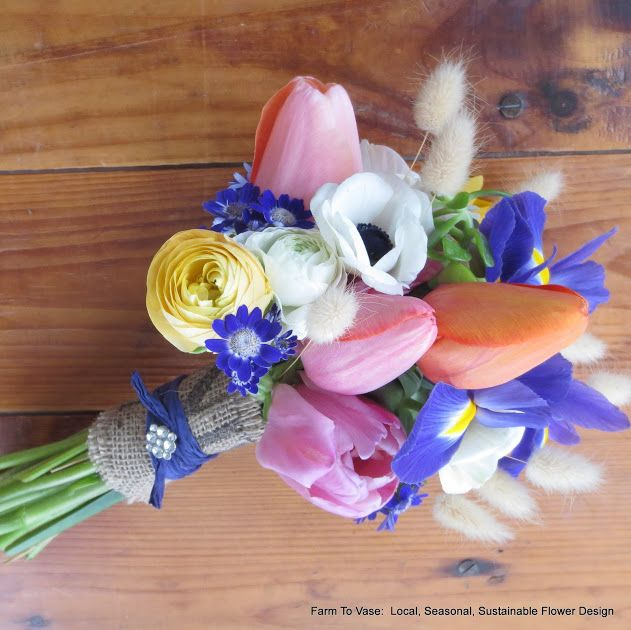 Farm To Vase Photos and Flower Care