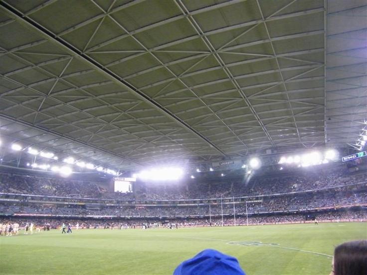 Etihad Stadium - Melbourne, Australia