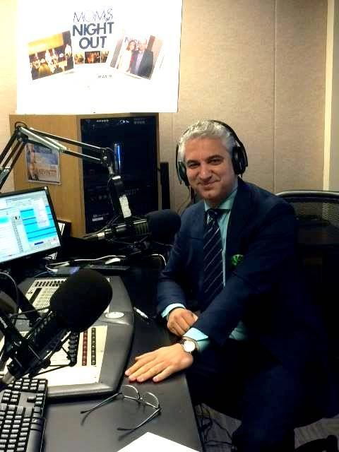 Missed my radio show on Saturday?  Click here to listen to the podcast: https://soundcloud.com/mens-health-radio/mens-health-radio-with-dr-david-samadi-6-14-14  Be sure to tune in every Saturday morning 10am #NY time to Radio AM 570 WMCA for MEN'S #HEALTH topics and much more!