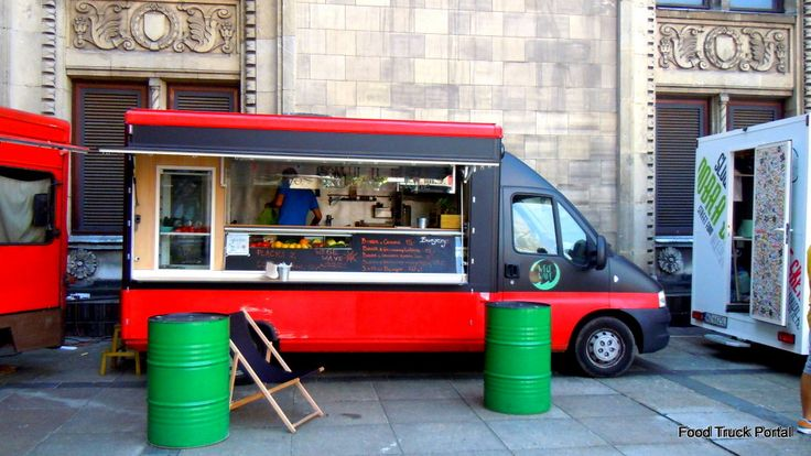 Food Truck - Wege Wave