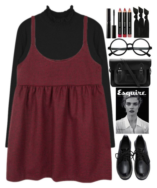 """""""I found the place to rest my head"""" by annaclaraalvez on Polyvore featuring The Cambridge Satchel Company, Surratt, Bobbi Brown Cosmetics, Emi-Jay, women's clothing, women's fashion, women, female, woman and misses"""