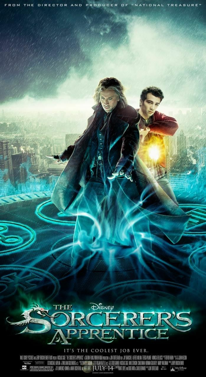 The Sorcerer S Apprentice In 2020 The Sorcerer S Apprentice Fantasy Movies Adventure Movies
