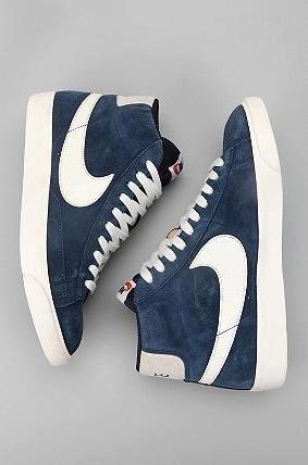 Navy Nike Blazers