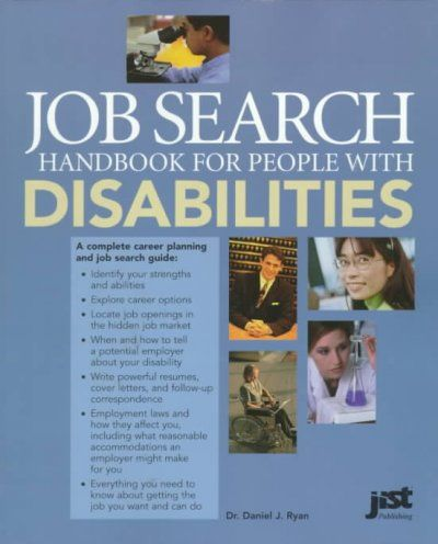 abilities of people with disabilities Job seeking skills for people with disabilities: a guide to success 1 funding is provided by the us department of education, office of special education.