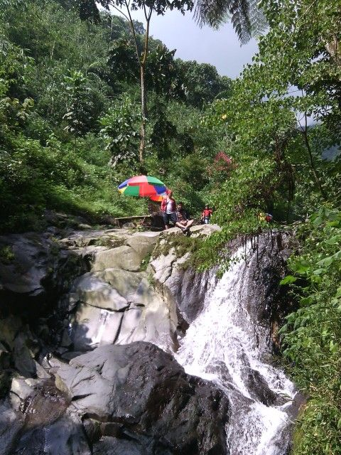 Curug daun,bogor.Indonesia