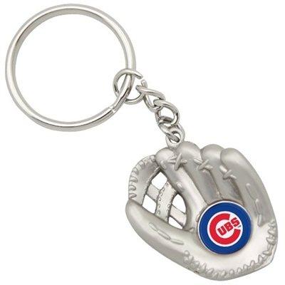 Chicago Cubs Baseball Glove Keychain