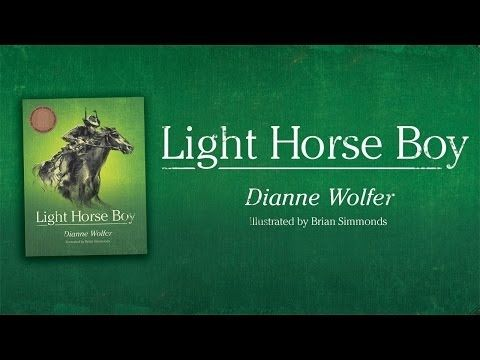 The trailer for 'Light Horse Boy' by Diane Wolfer. A historical fiction book following the experiences of soldier Jim and his horse Breaker. Suitable for enrichment activities in Stage 2.