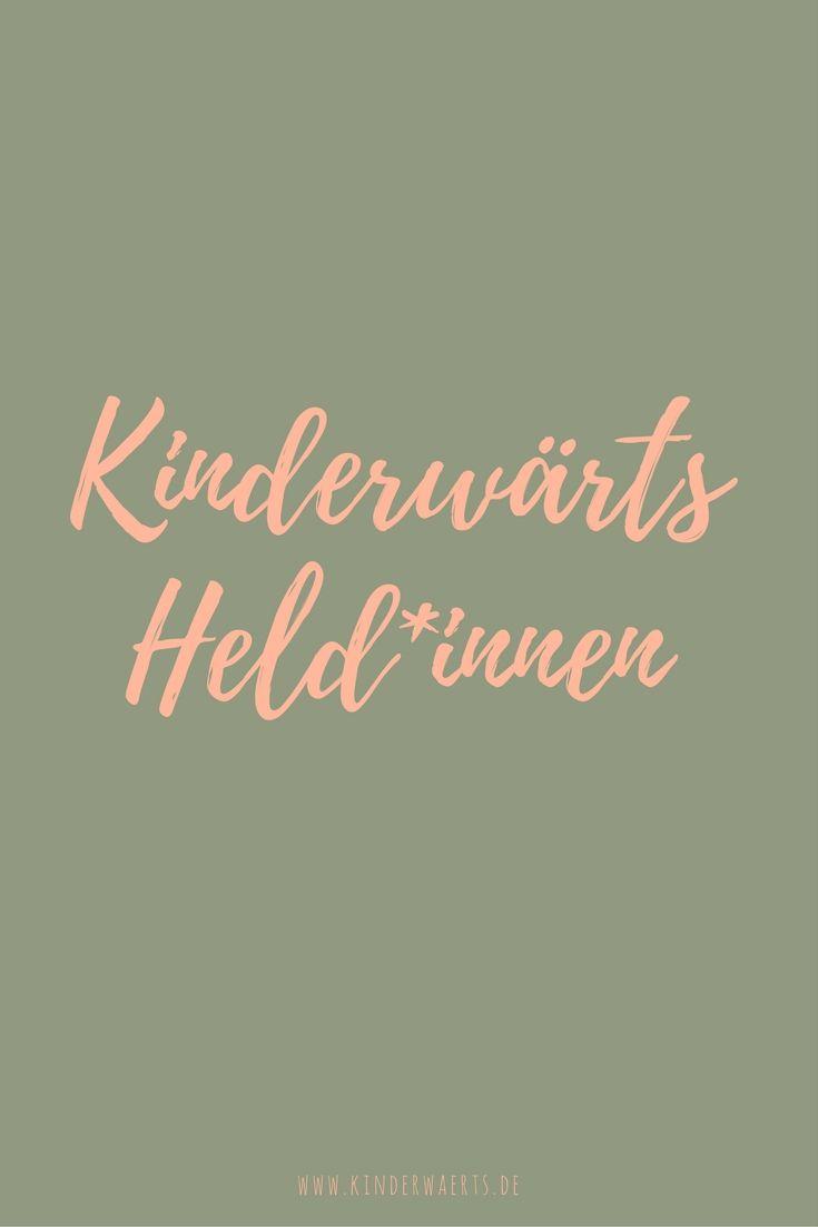 7 besten Kinderwärts Held*innen Bilder auf Pinterest | Attachment ...