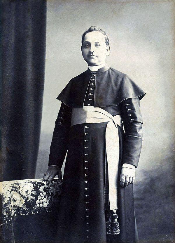 louiseville la caillette | Monseigneur Joseph-Ferdinand Béland
