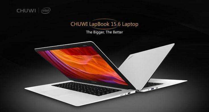 PC Portable CHUWI LapBook de 15.6 à 168 Bonjour  Suite aux Ventes Flash Spéciales Noel ICI chez Gearbest bon plan le nouveauPCportable CHUWI de 15.6 qui comme le YEPO 737S ou encore le EZBOOK Jumper 2 ressemble étrangement à unMacbook Air.  Si vous recherchez un PC portable léger Full HD pas cher etavec un look denfer alors ce modèle est le parfait candidat surtout avec son prix mini de168.  Il dispose des mêmes spécifications quune bonne tablette dans un format ultrabook avec un écran de 15…