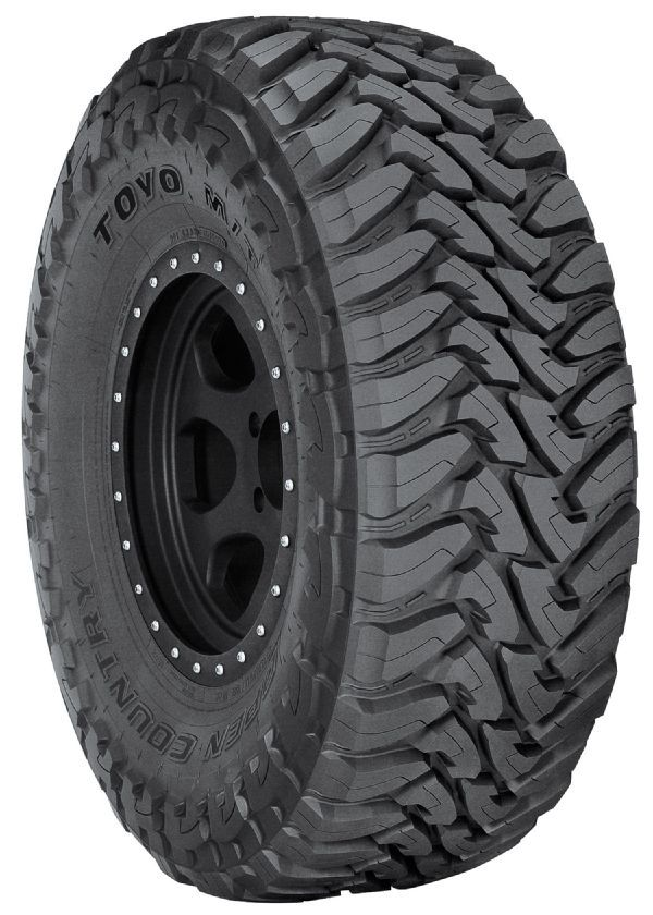 Off -Road Tires and Wheels For 2014 - 4 Wheel Drive & Sport ...