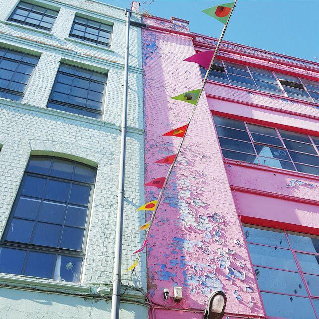 Custard Factory - Digbeth, Birmingham