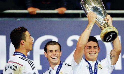Equipacion Real Madrid primera 2014-2015
