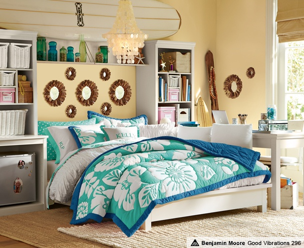 17 best images about hawaiian bedroom ideas on pinterest for Surfing bedroom designs