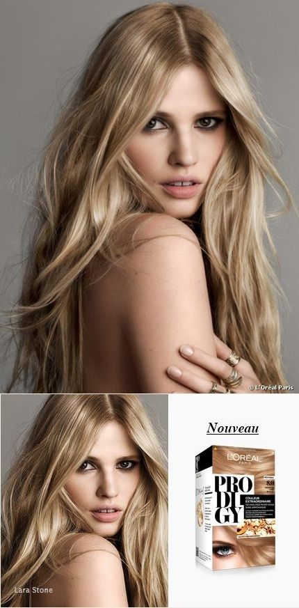 Loreal Paris Prodigy Hair Pinterest D