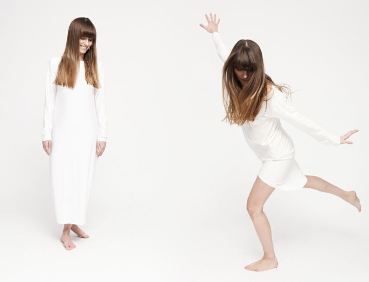 HI-END maxi dress | HI-END dolman longsleeve | www.hienddesign.com