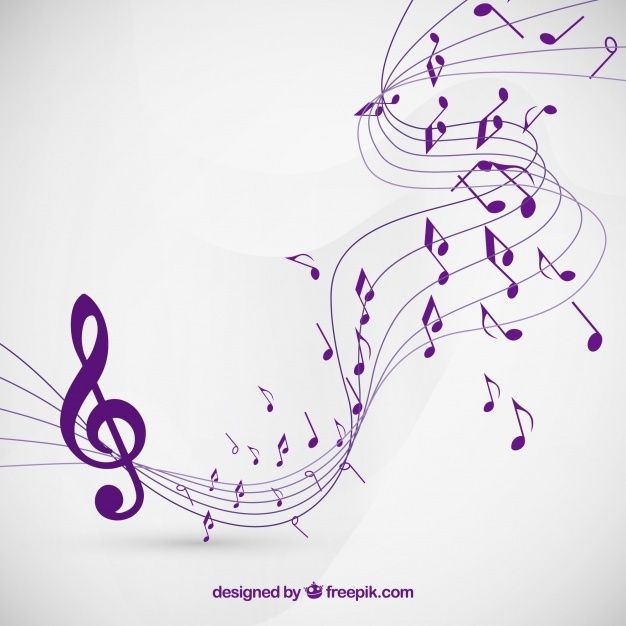 Pin En Notas De Musica
