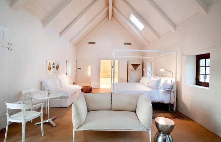 Accommodation © Babylonstoren