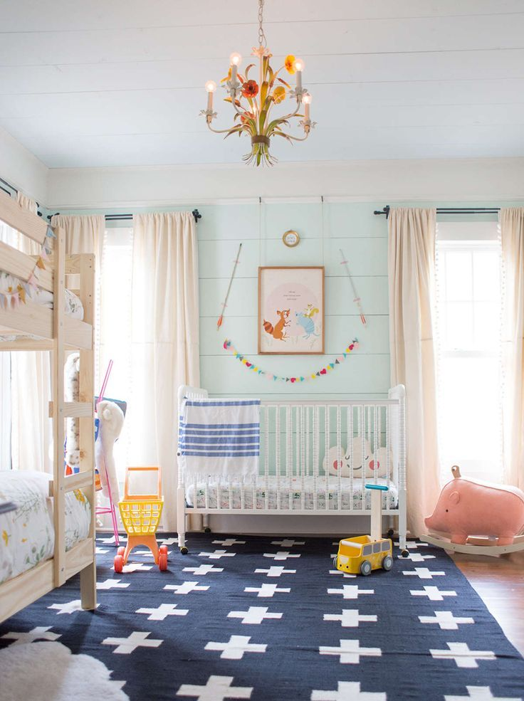 my favorite paint colors for kids' rooms and baby rooms