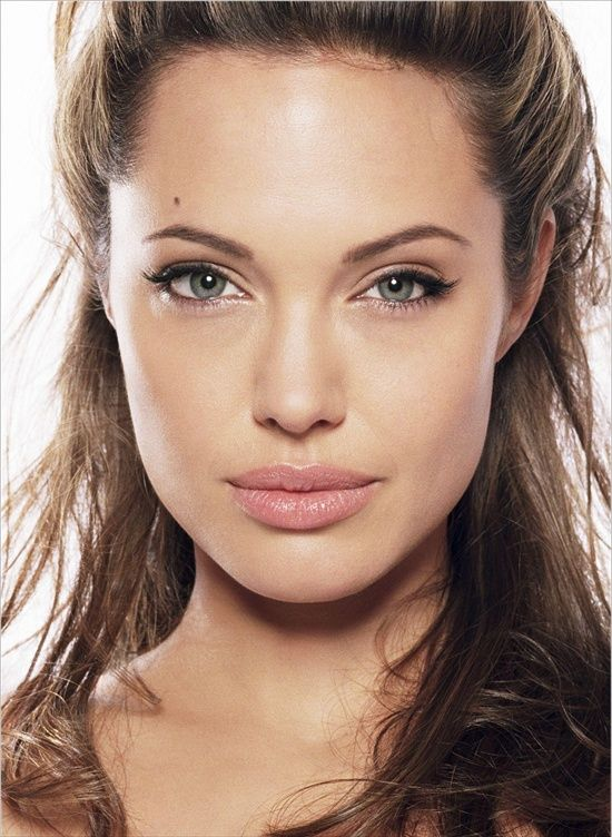 "Angelina Jolie: ""If being sane is thinking there's something wrong with being different, i'd rather be completely fucking mental."""