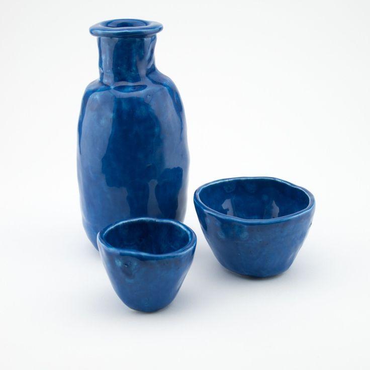 Image of 3 Piece Set | Denim Blue
